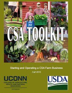 CSA cover