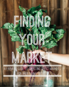 Finding Your Market flyer