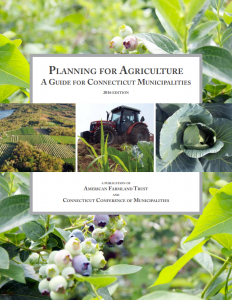 planning for agriculture: A guide for C T municipalities